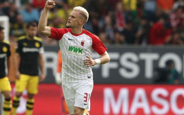 Germany ace Philipp Max