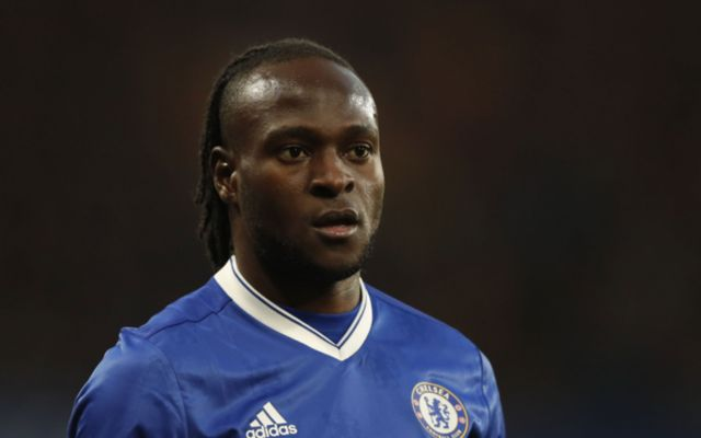 Chelsea ace Victor Moses