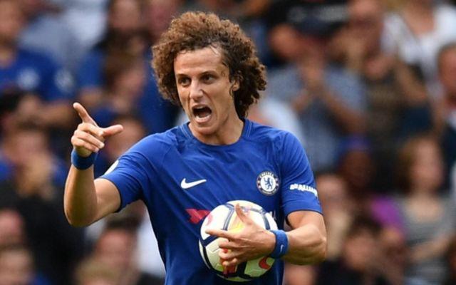 Chelsea ace David Luiz