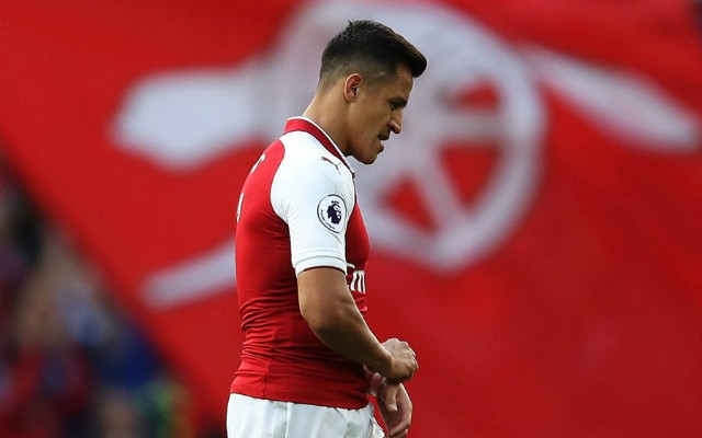 sanchez arsenal