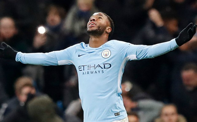 sterling man city