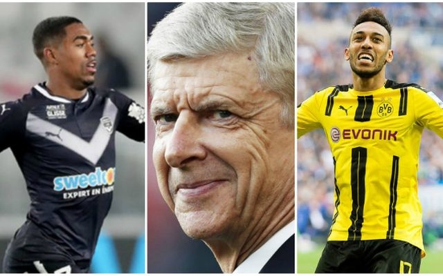 Arsenal Malcom Aubameyang