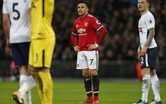 Sanchez Man Utd