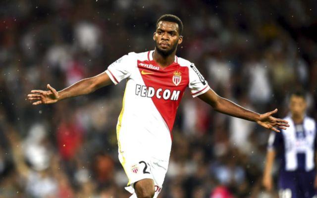 Monaco winger Thomas Lemar