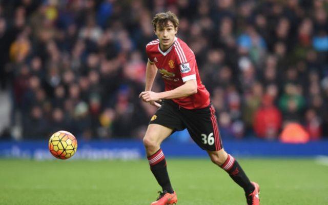 Man United's Matteo Darmian