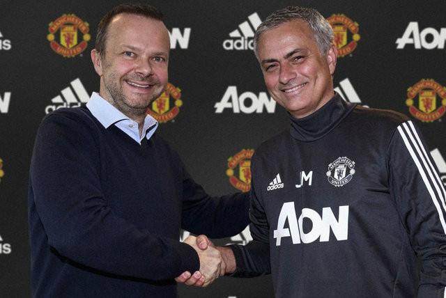 mourinho contract