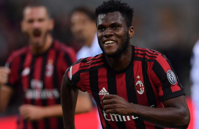 Franck Kessie is desperate for a move to Manchester United.