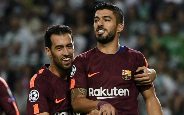 busquets suarez barcelona. top 10 forwards in Europe's top 5 leagues