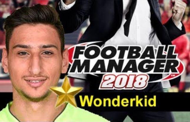 donnarumma football manager 2018