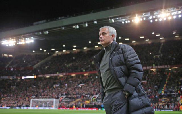 Man United manah=ger Jose Mourinho