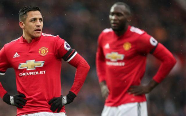 Man United's Alexis Sanchez