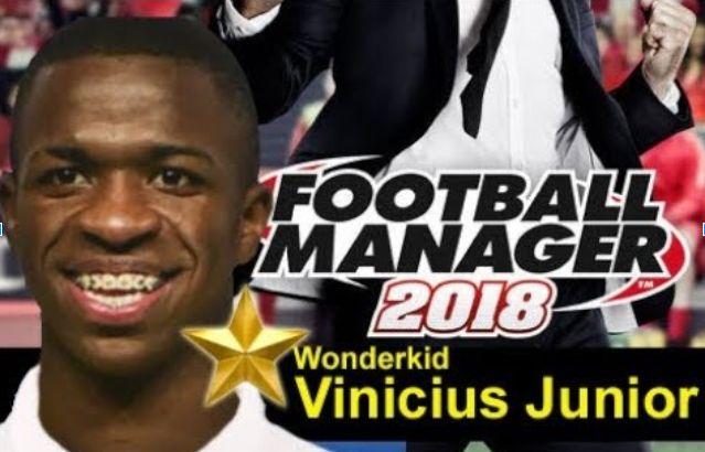 vinicis junior football manager