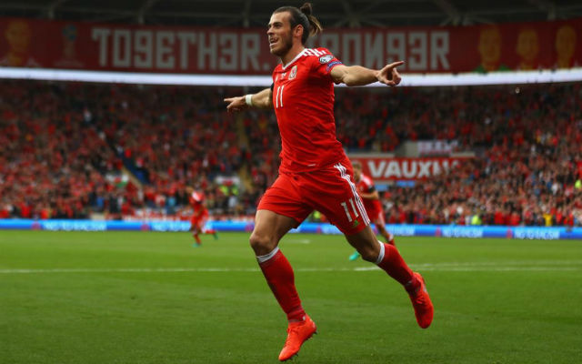 Gareth Bale: Who are the top 5 wales scorers