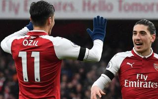 ba8a0a8deb5 Arsenal star reveals the squad number change he wants next season