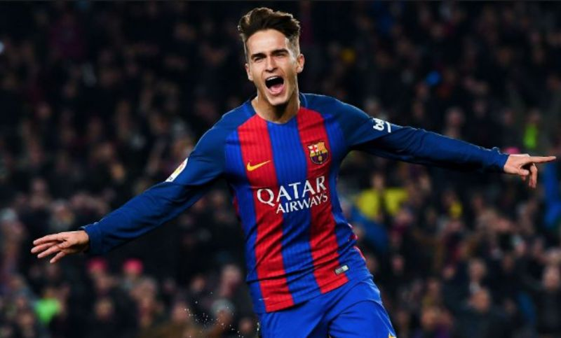 Denis Suarez has been heavily linked with a move to Napoli.
