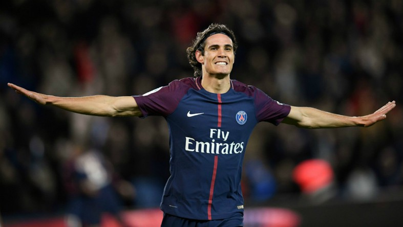 cavani. top 10 forwards in Europe's top 5 leagues