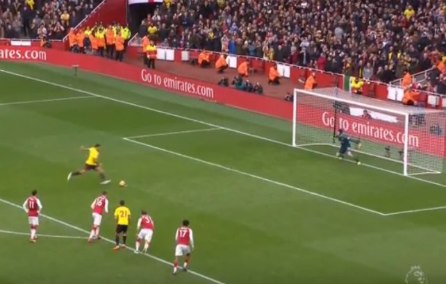 cech save deeney