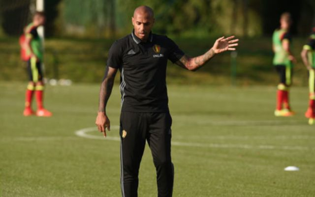 Didier Deschamps has his say on Henry working for Belgium