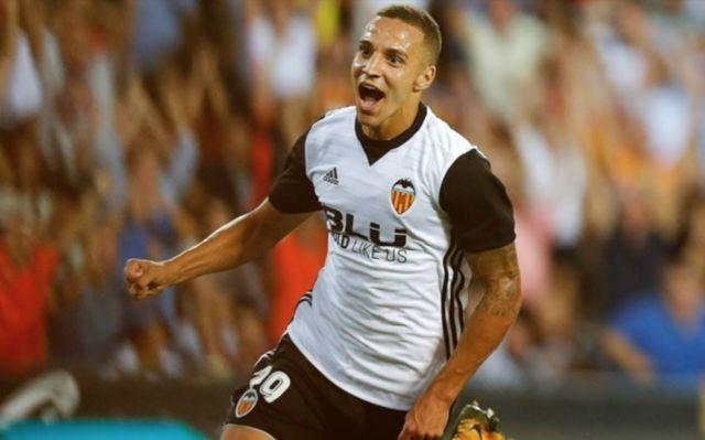 Valencia's Rodrigo