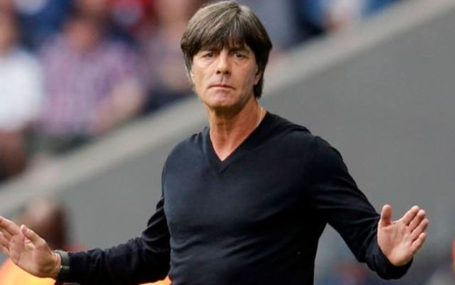Is Germany vs Spain on TV? Germany boss Joachim Low