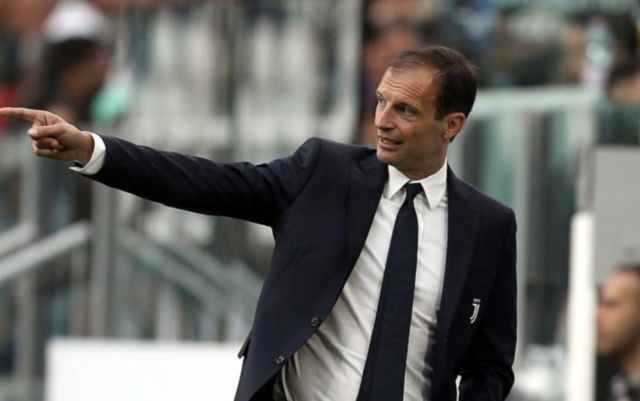 Juventus boss Allegri