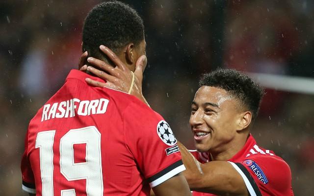 Man United News Jesse Lingard On Marcus Rashford Bromance