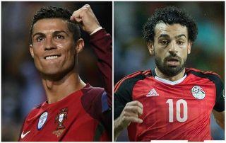 Cristiano Ronaldo Vs Mohamed Salah Stats Head To Head
