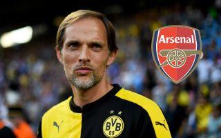 Thomas Tuchel Arsenal