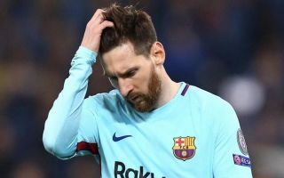 01682913b35  That s your GOAT  – Real Madrid fans troll Lionel Messi after shock CL exit
