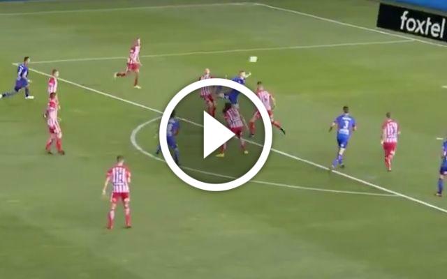 Video: Riley McGree goal, sensational scorpion flick