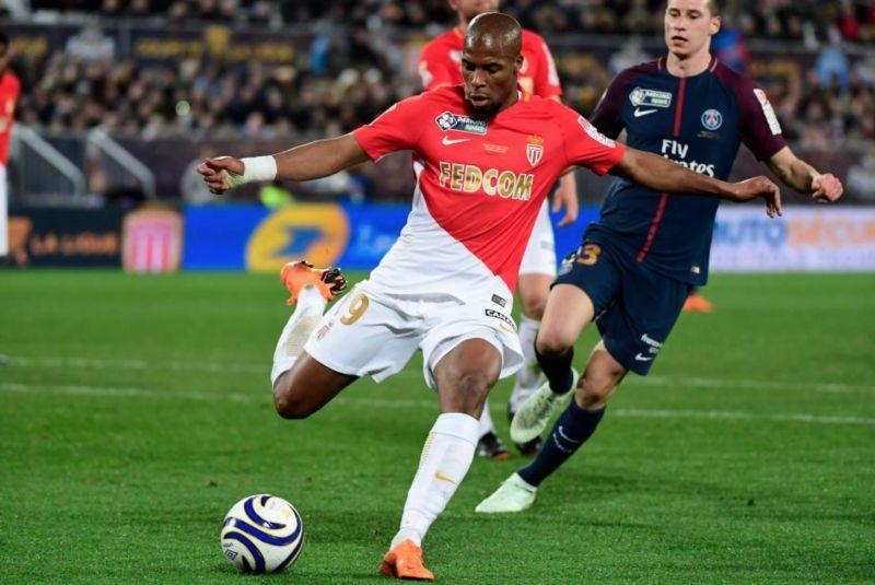Djibril Sidibe Monaco
