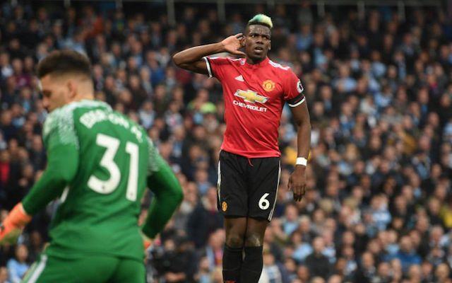 Paul Pogba. Man Utd vs West Brom TV channel