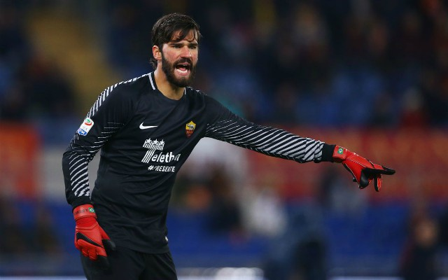Who is Alisson Becker