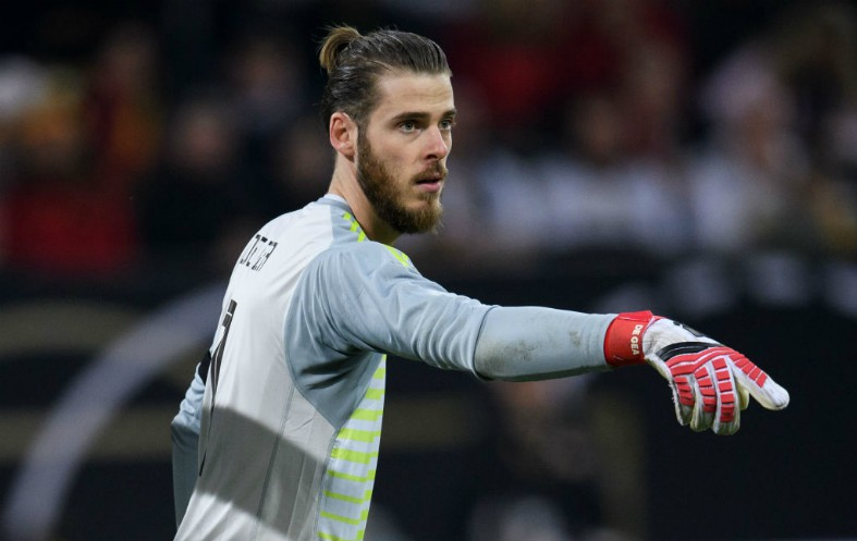 de gea united. Who will start in goal for Man Utd in the FA Cup final