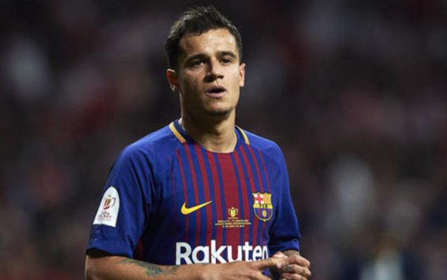 Philippe Coutinho Learns Barcelona Are Lining Up Manchester United Transfer Raid
