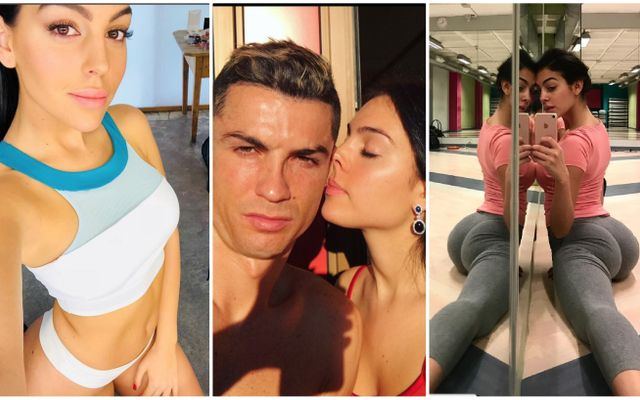 Ronaldo S 615k Engagement Ring For Georgina Rodriguez