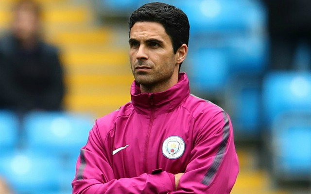 arteta man city