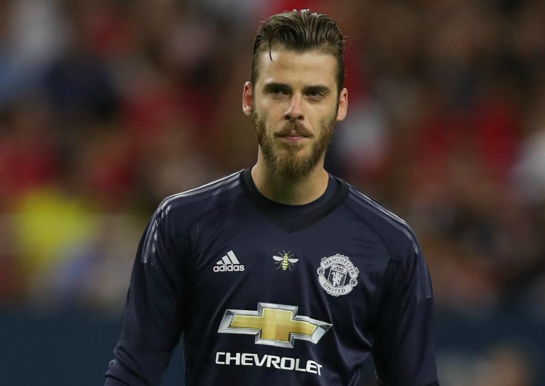 8619f14a1 David de Gea stalling on signing new Manchester United contract
