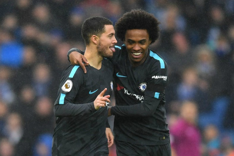hazard willian