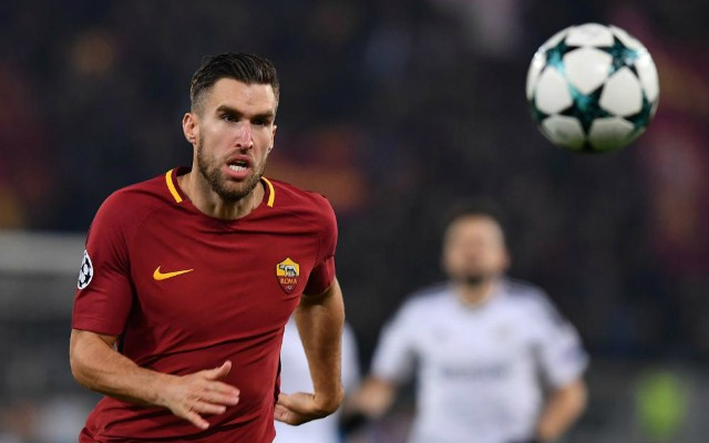 kevin strootman roma