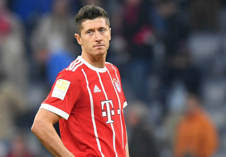 lewandowski bayern munich