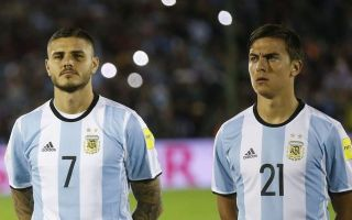 on sale d3b36 ba66d Argentina under fire over Dybala and Icardi
