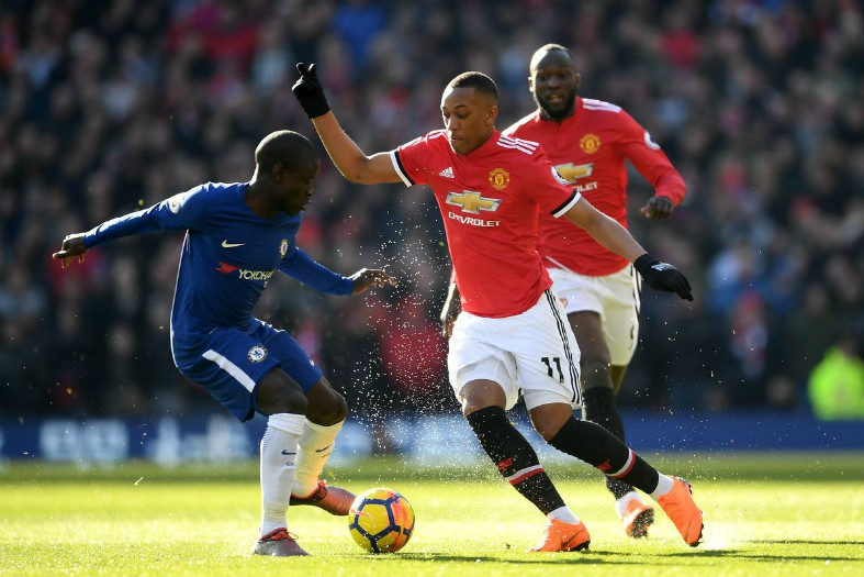 Man United's Anthony Martial To Push For Transfer Again