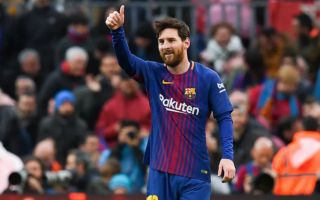 5b1ce7a456ed81 Lionel Messi wants Barcelona youth star in first team squad this season  after youngster's impressive display in Spurs draw