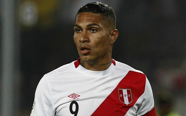 Paolo Guerrero The Peruvian Warriors Redemption Song