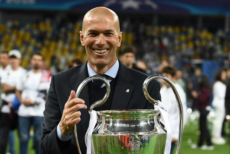zidane trophy