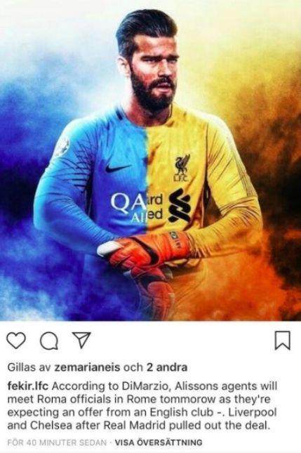 alisson instagram