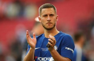 """016bbf788 Chelsea star Eden Hazard on midfield ace  """"If we can have him in the team  this season it s a plus for everyone"""""""