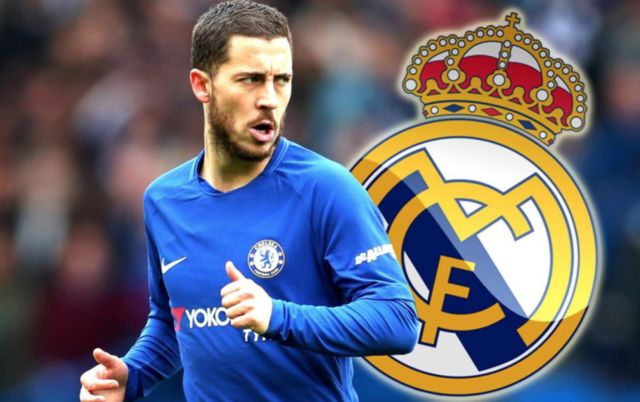 Real are ready to make one last move to try and tempt Hazard into moving to the club this summer