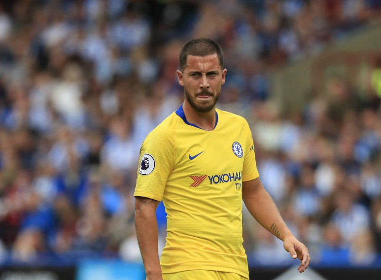 hazard chelsea new kit